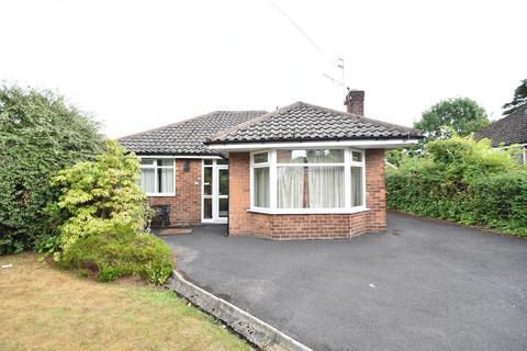 3 bedroom detached bungalow for sale - Barnhill Road, Prestwich, Manchester, M25