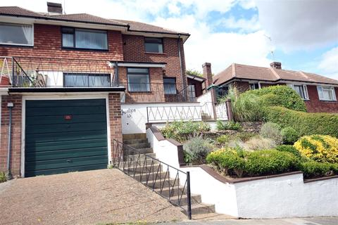 4 bedroom semi-detached house for sale - Fairview Rise, Westdene, Brighton