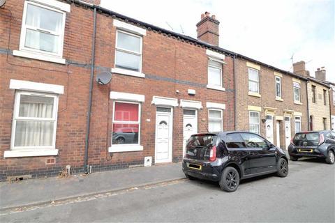 2 bedroom terraced house for sale - West Brampton, Newcastle-under-Lyme