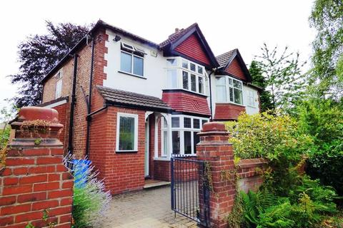 3 bedroom semi-detached house for sale - Rutland Avenue, Withington, Manchester, M20