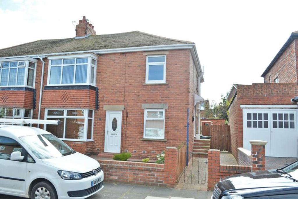 2 Bedrooms Apartment Flat for sale in Glanton Road, North Shields