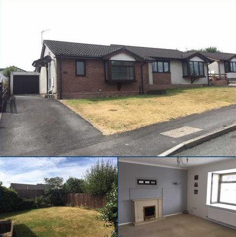 1 bedroom semi-detached bungalow for sale - Maes Y Dderwen, Llansamlet, Swansea