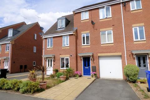 4 bedroom townhouse for sale - Balata Way, Burton-on-Trent
