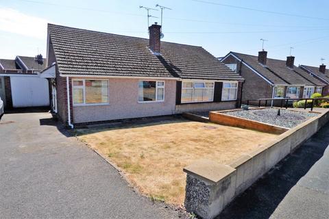 2 bedroom semi-detached bungalow for sale - Lewis Drive, Burton-on-Trent