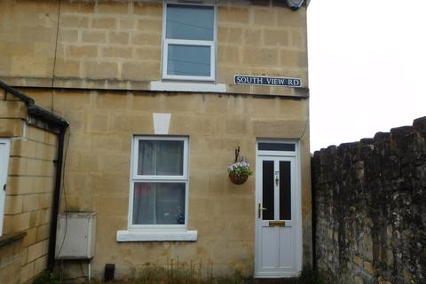2 bedroom end of terrace house to rent - South View Road, Oldfield Park, Bath