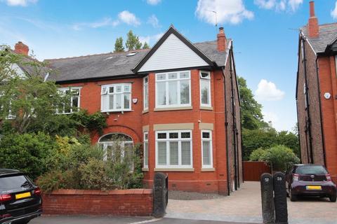5 bedroom semi-detached house for sale - Broomfield Road, Heaton Moor