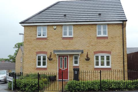 4 bedroom detached house to rent -  Thornborough Way, Hamilton, Leicester, LE5