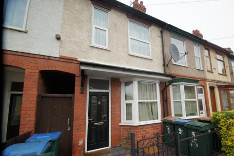 2 bedroom terraced house to rent - St Agatha's Road, Stoke, CV2 4DX