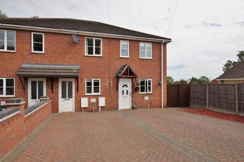 2 bedroom townhouse for sale - Park Avenue, Washingborough, Lincoln
