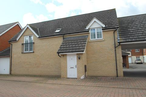 2 bedroom apartment to rent - Baden Powell Close, Great Baddow, Chelmsford