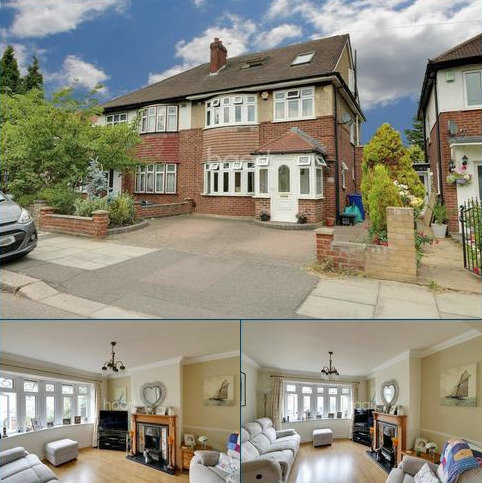 5 bedroom semi-detached house for sale - Marston Road, Clayhalll