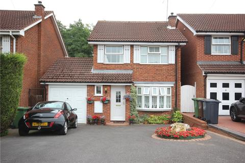 3 bedroom detached house for sale - Harnall Close, Shirley, Solihull, West Midlands, B90