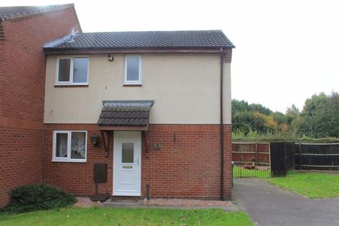 2 bedroom semi-detached house to rent - Easby Close, Western Downs, Stafford, Staffordshire, ST17 9GD