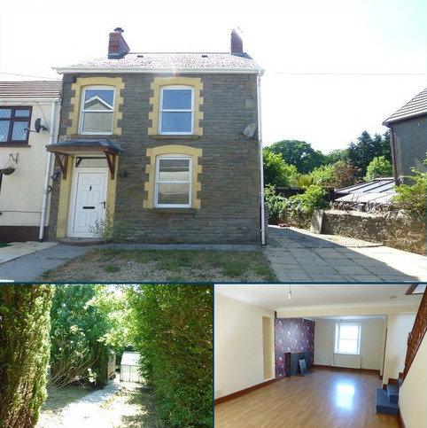 2 bedroom end of terrace house for sale - Water Street, Gwaun Cae Gurwen, Ammanford, Carmarthenshire.
