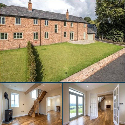 4 bedroom semi-detached house to rent - Rectory Farm, Chester Road, Northwich, Cheshire