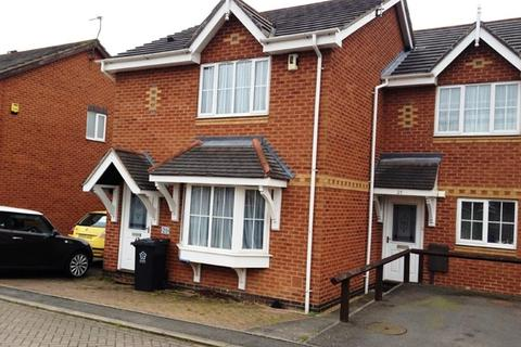 3 bedroom semi-detached house to rent - Firestone Close , Leicester , Leicestershire, LE3