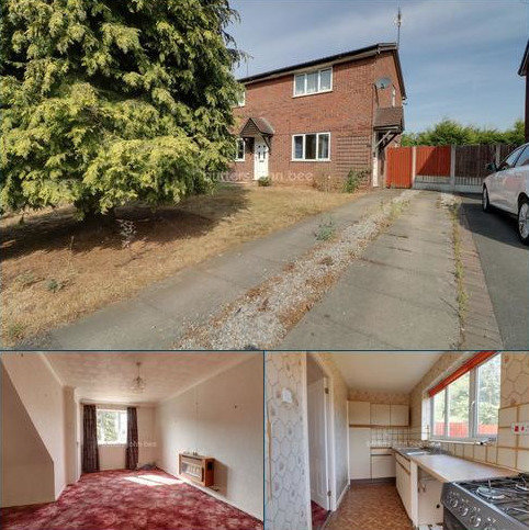 2 bedroom semi-detached house for sale - Weston Downs, Stafford