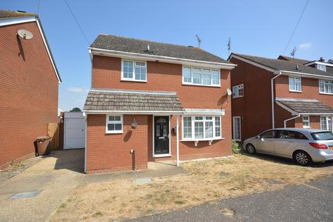 4 bedroom semi-detached house to rent - St. Fabians Drive, Chelmsford, Essex, CM1