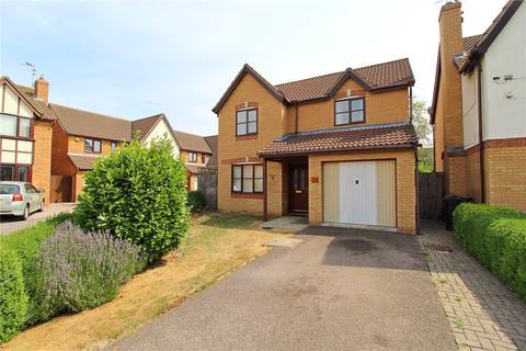 3 bedroom detached house for sale - Lamport Close, Market Deeping, Peterborough, PE6