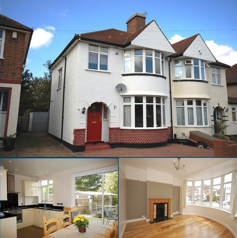 3 bedroom semi-detached house for sale - Woodside Avenue BR7