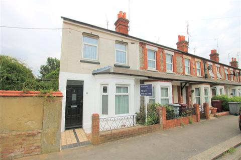3 bedroom end of terrace house to rent - Audley Street, Reading, Berkshire, RG30