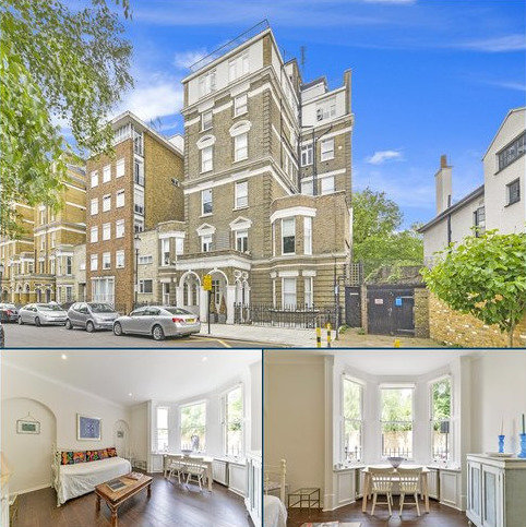 1 bedroom flat for sale - Airlie House, 17 Airlie Gardens, London, W8