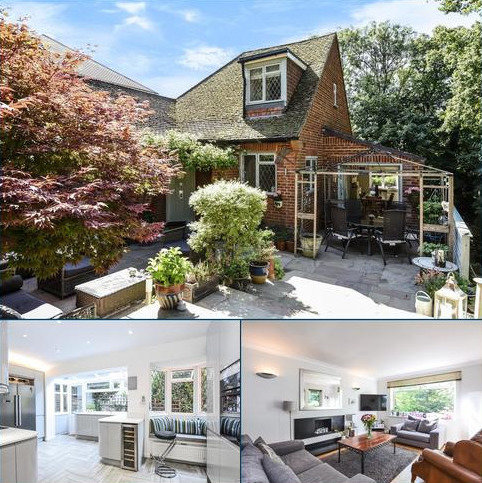 5 bedroom detached house for sale - Harvest Bank Road, West Wickham