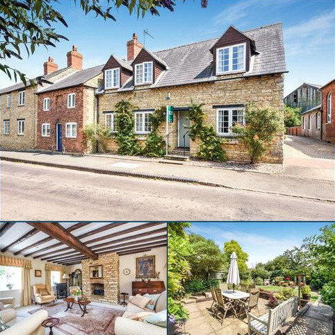 4 bedroom house for sale - Main Road, Grendon, Northamptonshire