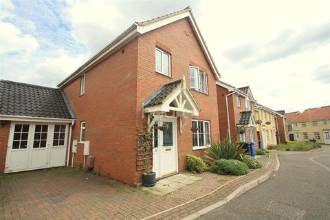 3 bedroom detached house to rent - Pollywiggle Close, Three Score