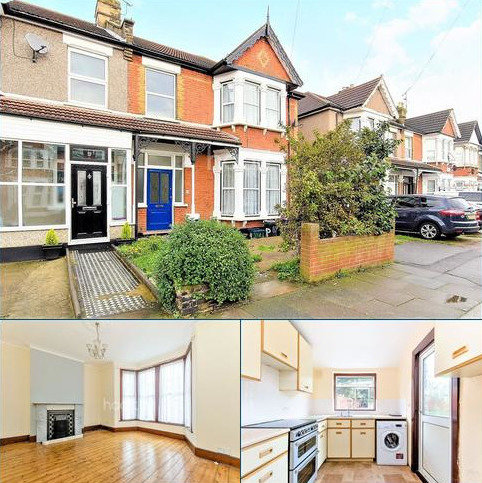 4 bedroom end of terrace house for sale - Castleton Road, Goodmayes, Ilford, Essex