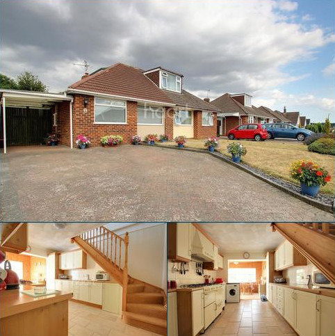 3 bedroom bungalow for sale - Bramley Crescent, Bearsted, Maidstone, Kent, ME15
