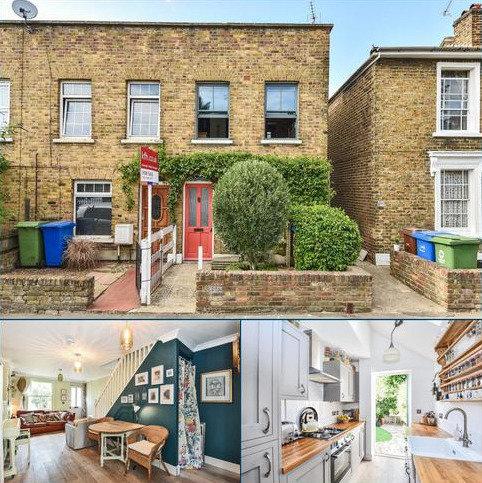 2 bedroom terraced house for sale - Scylla Road, Peckham