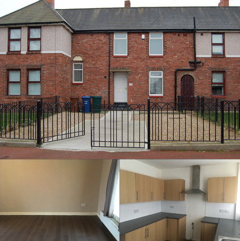 2 bedroom house to rent - Sandy Crecent, Newcastle upon Tyne NE6