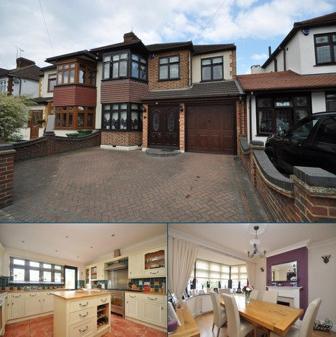 4 bedroom semi-detached house for sale - Albany Road, Hornchurch, Essex, RM12