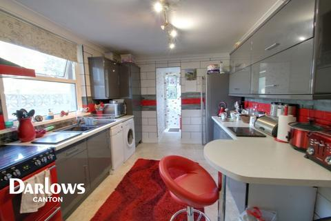 3 bedroom terraced house for sale - Major Road, Cardiff