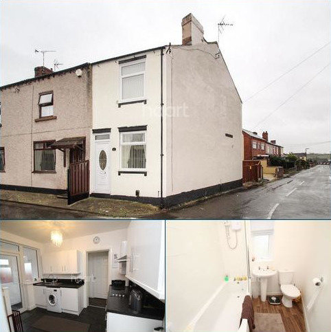 2 bedroom end of terrace house for sale - Wilson Street, Pinxton