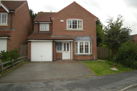 4 bedroom detached house for sale - Fludes Court, Oadby, LE2