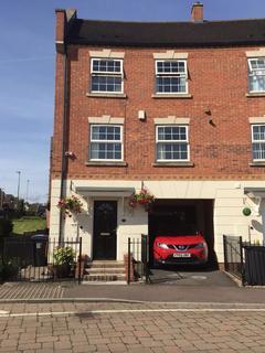 4 bedroom end of terrace house for sale - Hamilton Circle, Hamilton, LE5