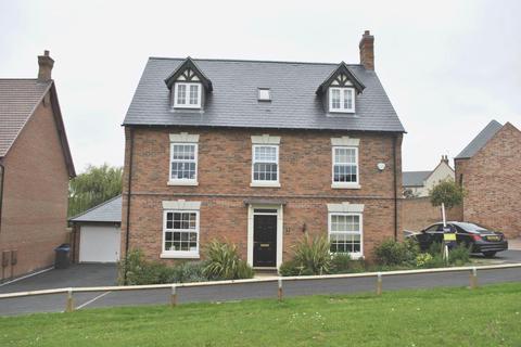 5 bedroom detached house for sale - James Way, Scraptoft, LE7