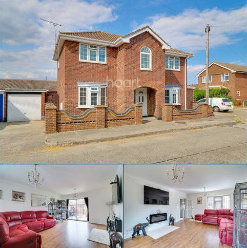 4 bedroom detached house for sale - Whiteways, Canvey Island