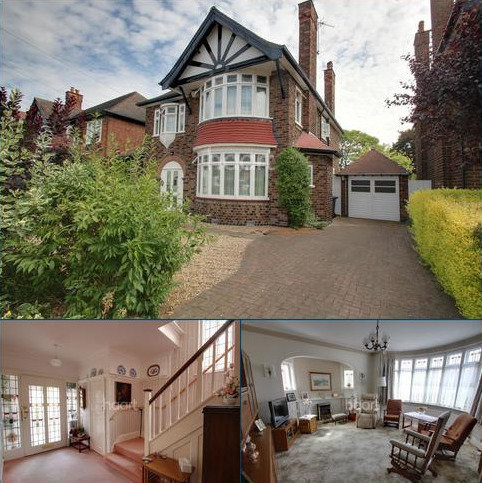 4 bedroom detached house for sale - Rodney Road, West Bridgford, Nottinghamshire