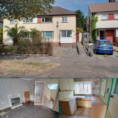 3 bedroom semi-detached house for sale - Harris Avenue, Rumney, Cardiff
