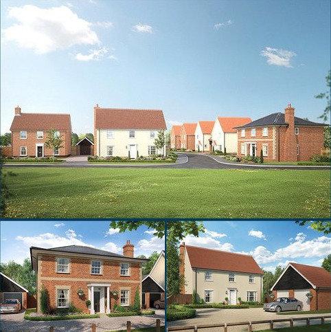 2 bedroom semi-detached bungalow for sale - Harvey Lane, Dickleburgh, Diss, Norfolk, IP21