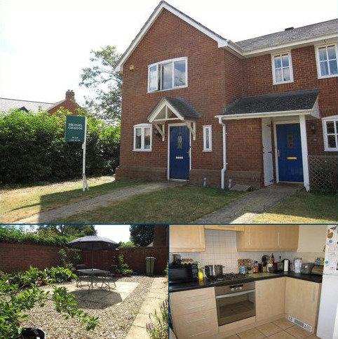 2 bedroom end of terrace house to rent - Oriel Close, Wolverton, Milton Keynes, Buckinghamshire