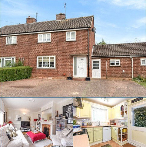 3 bedroom semi-detached house for sale - Queens Avenue, Newport Pagnell, Buckinghamshire
