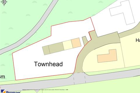 Land for sale - Townhead Steading Plot, Yarrow, Selkirk, Scottish Borders, TD7