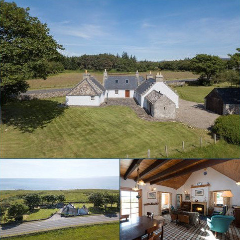 3 bedroom detached bungalow for sale - Strathsteven Cottages, Brora, Sutherland, KW9