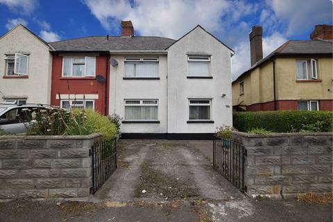 3 bedroom semi-detached house for sale - Mynachdy Road, Gabalfa, Cardiff. CF14 3HN