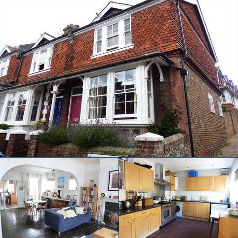 2 bedroom end of terrace house for sale - Dorset Road, Lewes, East Sussex, BN7