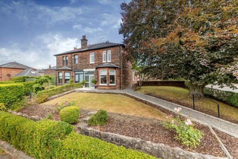3 bedroom semi-detached villa for sale - 50 Essex Drive, Jordanhill, G14 9LZ